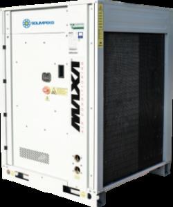 Solimpeks Maxa Monoblok İnverter Hava Kaynaklı Isı Pompası (25- 75 kW)