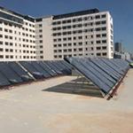 termal güneş kollektörü