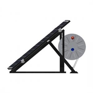 solar enerji sıcak su sistemi volter compact 300d