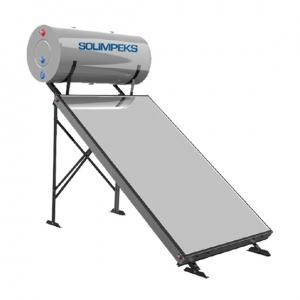 solar panel sıcak su sistemi eco 120d