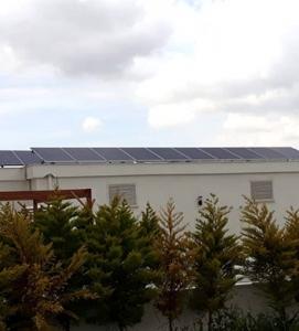 balıkesir on-grid sistem güneş enerjisi elektrik üretimi