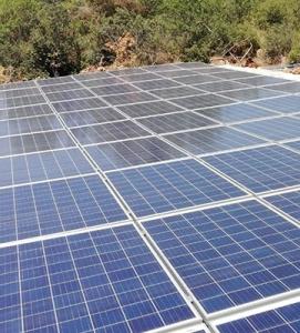 bodrum villa on grid sistem güneş enerjisi elektrik üretimi