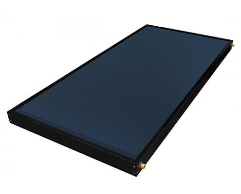 güneş paneli ansg 2510 yatık termal güneş kollektörü