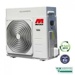 ısı pompası hava kaynaklı inverter ısı pompası 8kw