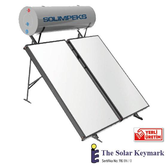 solar panel sıcak su sistemi