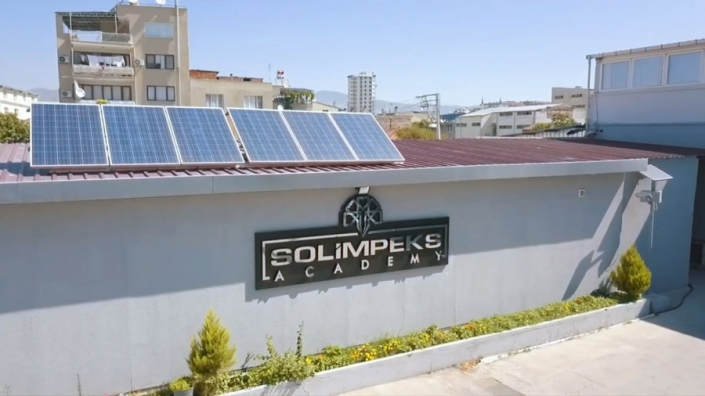 solimpeks güneş enerjisi sistemleri ofis