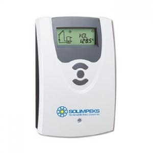 termal güneş enerjisi otomatik kontrol