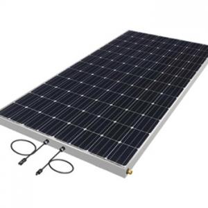 300w hibrit pv-t panel güneşten elektrik üretimi güneş pili photovoltaic panel pv system