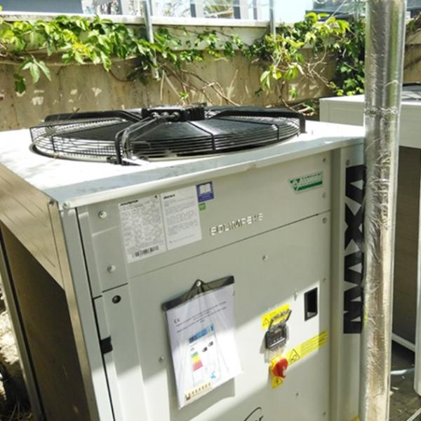 50kw büyük kapasite ısı pompası hava kaynaklı inverter ısı pompası