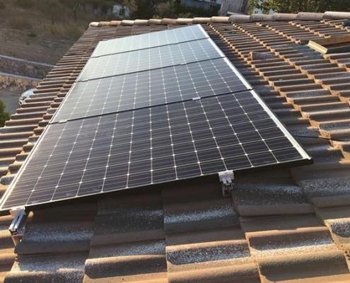fotovoltaik sistem inverter off grid