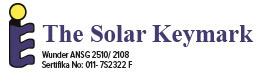 solar keymark güneş enerjisi sistemleri