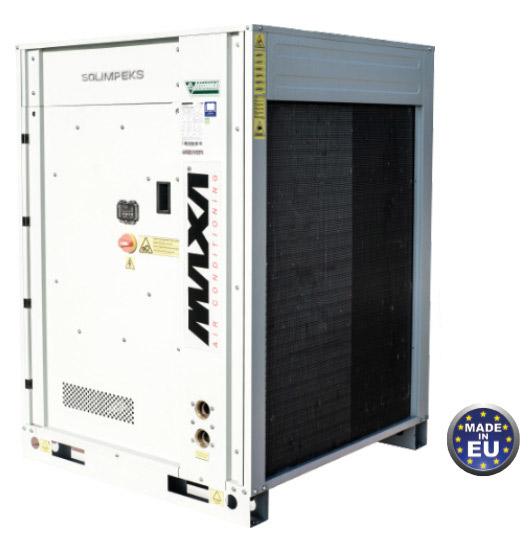 maxa ısı pompası büyük kapasiteli hava kaynaklı ısı pompası