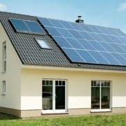 şebeke bağlantılı fotovoltaik sistem güneş paneli