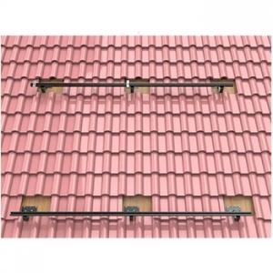 termal montaj seti ikili kiremit çatı 2510 termal montaj setleri güneş enerjisi sistemleri