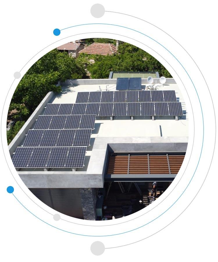 fotovoltaik pv sistem güneş pili