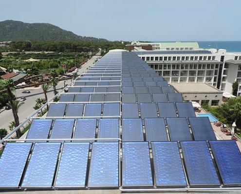 gunes kollektörü nedir termal güneş paneli