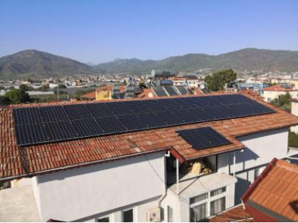 güneşten elektrik üretimi ısı pompası pv sistem hibrit çalışma sistemleri