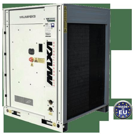 hava kaynaklı büyük kapasite ısı pompası inverter ısı pompası