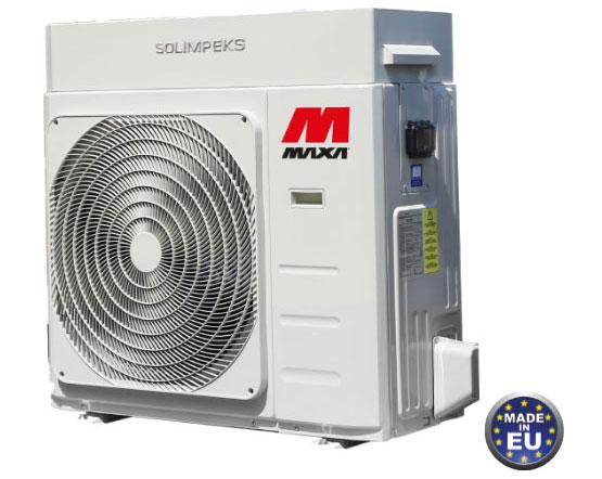 hava kaynaklı split ısı pompası i-shwak v4 16 dış ünite