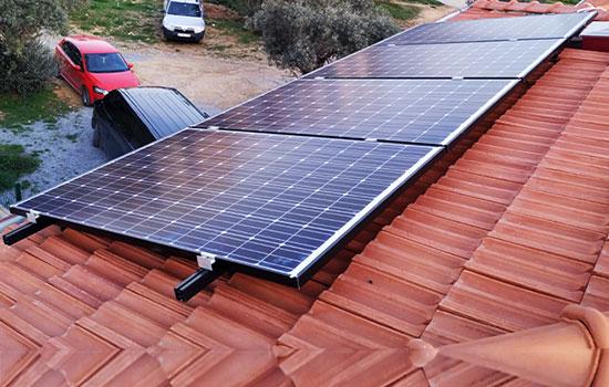 hibrit pv t panel güneşten elektrik üretimi güneş pili photovoltaic panel pv system