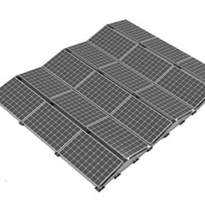 isoflat d13 fotovoltaik montaj seti