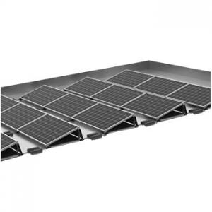 isoflat s15 fotovoltaik montaj seti