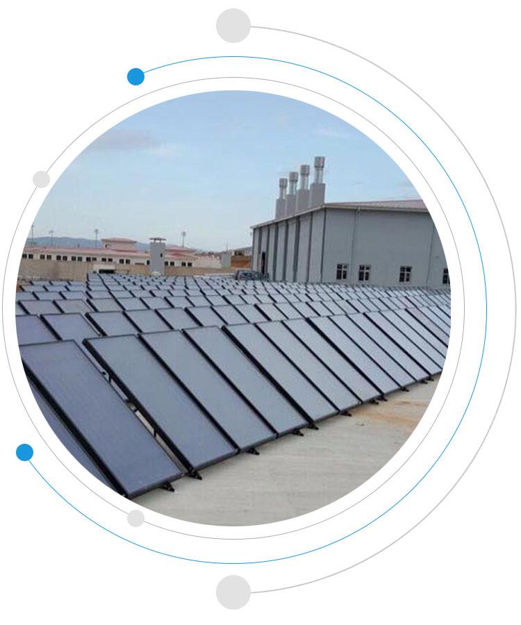 termal güneş kollektörü solar enerji paneli güneş pili