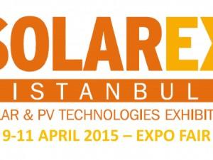 Solimpeks Enerji Solarex-Güneş Enerjisi ve Teknolojileri Fuarı'na katıldı