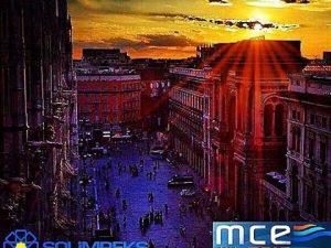 MCE Milano Fuarı 2016, İtalya  (15-18 Mart 2016)