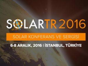 SOLARTR 2016 Konferans ve Sergisi