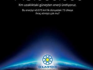 SOLİMPEKS ALMAN SUN&WIND ENERGY DERGİSİNDEKİ YERİNİ ALDI.