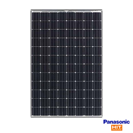 Panasonic 325 W HIT Fotovoltaik Panel
