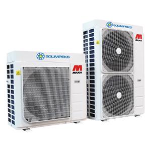 hava kaynaklı ısı pompası monoblok inverter ısı pompası