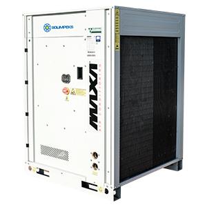 hava kaynaklı ısı pompası monoblok inverter büyük boy ısı pompası