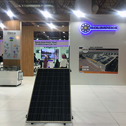 Solarex 2019 Fuarına katıldık