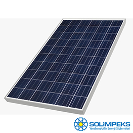 Solimpeks 270 W Polikristalin Panel
